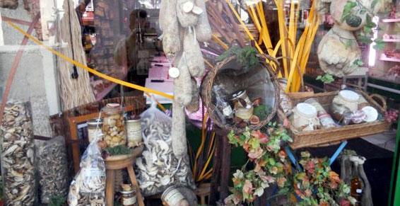 produits de charcuterie artisanale en Lozère