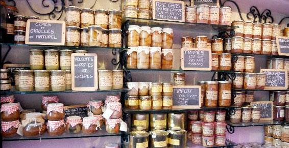 Conserves et plats cuisinés à Langogne